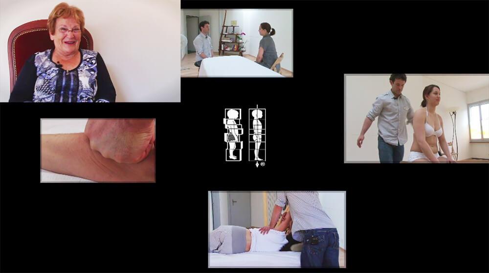 Infovideo über die Arbeit eines Rolfers